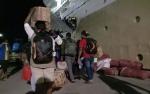 1.700 Penumpang Berangkat dari Kumai Jelang Natal dan Tahun Baru