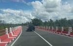 Pembangunan Jalan Kotawaringin Selesai, Waktu Tempuh Pangkalan Bun - Kolam Lebih Singkat
