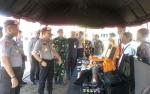 Polres Katingan Bangun Pos Pelayanan dan Pengamanan Operasi Lilin Telabang 2019