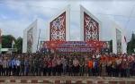 Polres Mura Gelar Apel Gelar Pasukan Operasi Lilin Telabang 2019