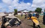 Sekretariat DPRD Palangka Raya Musnahkan Barang Milik Daerah