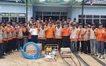 Ini Harapan BPBD Kapuas pada Terbentuknya Desa Tangguh Bencana di Tajepan