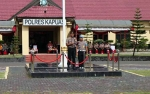Polres Kapuas Libatkan 210 Personel Pengamanan Jelang Natal dan Tahun Baru