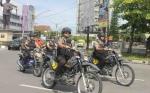 Polresta Palangka Raya Tingkatkan Patroli Cegah Kriminalitas