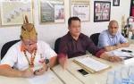 Rahmadi G Lentam Calon Tunggal Ketua KONI Kalteng