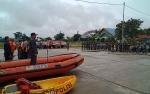 Wakil Bupati Murung Raya Pimpin Apel Siaga Bencana