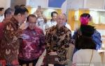 Presiden Jokowi Buka UMKM Export BRIlianpreneur 2019