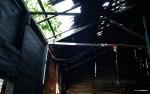 Rumah di Desa Palangkau Lama Kapuas Murung Terbakar