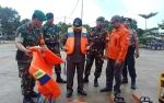 Kodim 1013 Muara Teweh Siagakan Monitoring Bencana Alam di Murung Raya