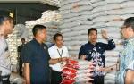 Stok Beras di Gudang Bulog Muara Teweh Cukup untuk Antisipasi Bencana