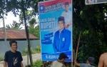 Rudini Darwan Ali Maju Pilbup Kotawaringin Timur 2020