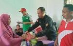 Bupati Seruyan Kunjungi Lansia di Desa Ayawan