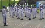 22 Tim Ikuti Lomba Kreasi Baris Berbaris Tingkat Kabupaten Kotawaringin Timur