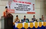 Panwascam Harus Bekerja Baik dalam Sosialisasikan Pilkada