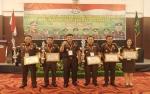 Kejaksaan Negeri Sukamara Raih Penghargaan Datun Terbaik di Kalteng