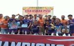 Bhayangkara Zhifa Juara Liga Askab PSSI Kotim Setelah Menang 1:0 PS MBK