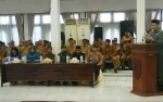 Dinas Sosial PMD Barito Utara Diminta Beri Pelatihan Kades dan BPD