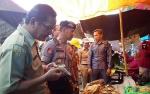 Temukan Produk Tidak Layak di Pasar Tamiang Layang, Ini Perintah Kapolres