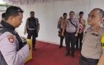 Kapolres Katingan Cek Pos Pelayanan dan Pengamanan Operasi Lilin Telabang 2019