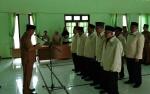 Wakil Bupati Katingan Lantik Pengurus Badan Wakaf Indonesia dan Badan Zakat Nasional