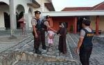 Polsek Bukit Batu Laksanakan Pengamanan di 4 Gereja