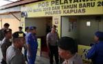 Ini Pesan Kapolres Kapuas untuk Personel di Posko Operasi Lilin Telabang