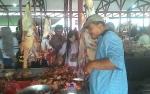 Permintaan DagingSapi di Kuala Pembuang Normal Jelang Natal dan Tahun Baru