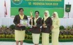 Ikatan Adhyaksa Dharmakarini Sukamara Juara 1 Supervisi Seluruh Kalteng
