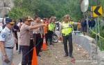 Kakorlantas: Perlu Tambah Rambu di Lokasi Kecelakaan Bus Sriwijaya