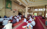 Sejumlah Masjid di Sampit Gelar Salat Gerhana Matahari
