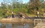 Ini Dugaan Penyebab Kebakaran Asrama Pondok Santri Majelis Asyalawatiyah