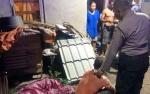 Polisi Bekuk Maling Seng di Rumah Kosong