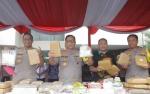 Polda Metro Jaya Sita Hampir Satu Ton Narkoba Jelang Tahun Baru