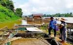 Camat Teweh Tengah Harapkan Keramba Ikan Warga Jadi Lokasi Wisata Produktif