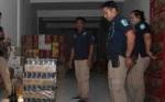 Polisi Temukan Miras Kedaluwarsa saat Razia Sejumlah THM di Palangka Raya