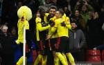 Watford Lumat Aston Villa dengan 10 Pemain
