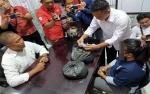 Beli Beras Seharga Rp6,1 Juta, Perempuan Ini Ditangkap Polisi di Sampit