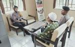Kapolsek Kapuas Timur Aktif Sosialisasi Tolak Pungutan Liar pada Pelayanan Publik