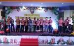 Polres Pulang Pisau Eratkan Silaturahmi Gelar Perayaan Natal Bersama