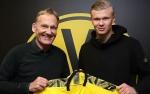 Dortmund Resmi Umumkan Kedatangan Haaland