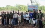 Akhirnya, Desa Pilang Resmi Miliki Kebun Buah untuk Pakan Orangutan