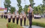 Kapolres Sukamara Ingaktan Personel untuk Menjaga Citra dan Bersikap Humanis