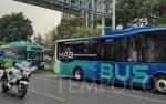Dukung Formula E, Transjakarta Akan Operasikan 20 Bus Listrik