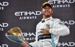 Hamilton Juara Dunia Enam Kali tapi Tak Masuk Hitungan di Inggris