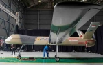 Drone Asli Indonesia Elang Hitam, Mirip MQ-9 AS dan CH-4 Cina?