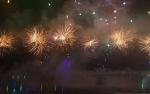 Atraksi 10 Menit Kembang Api Tandai Pergantian Tahun di Ancol