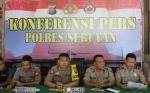 Kasus Pencurian Dominasi Tindak Pidana di Seruyan