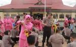 39 Personel Polres Seruyan Naik Pangkat, Kapolres Ingatkan Tanggungjawab