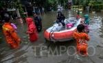 Tak Banjir, Tol JORR Seksi S dan Akses Tanjung Priok Aman Dilalui
