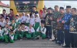 Dua Bus Sekolah Sukamara Beroperasi di Padang dan Kartamulya